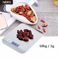 Digital Electronic Kitchen Scales Weighting Food Balance Scales