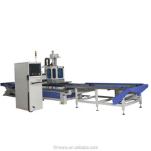 Multi-function ATC system cnc router 1325 wood cutting machine for wood panel furniture