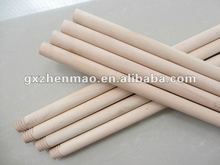Natural wooden poles for sale