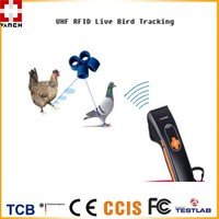 UHF RFID ring tag for bird/pigeon /fowl tracking