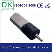 dc 16mm planetary motor 16mm brushless geared motor