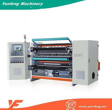 Computer Control Paper And Roll Fabric Cutting Slitting Machine