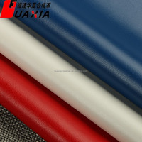0.7mm pu synthetic leather for garment