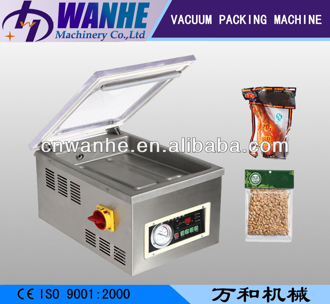 DZ-260PD Table Top Vacuum Packing Machine, Seafood Vacuum Packing Machine (Hot)