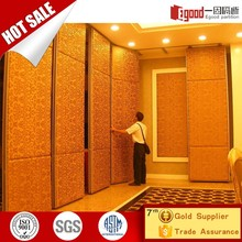 Ahmadabad Banquet halls foldable readymade wall partitions operable sliding door