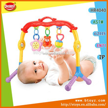 Baby Play GYM Rotatable Musical Rack with Rattles
