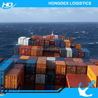 Sea Freight Transport Charges China To
