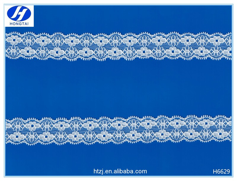 2016 Hongtai high quality velvet chemical cord 3d laces fabric dubai