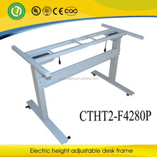 Customized Electric Height Adjustable Desk From Standing Work Table