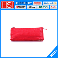 wholesale soft feeling stationery bag pencil case for office