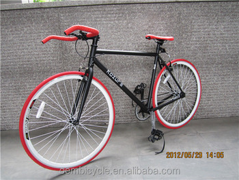 Wholesale New Style Aluminum Alloy Rim Material Bike Fixie
