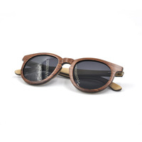 brand sunglasses 2015 Red wooden sunglasses and sunglasses case