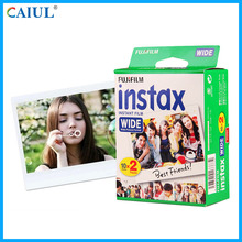 Fujifilm Instax Wide For Fuji Instant Film Camera W200 / 210 / 300