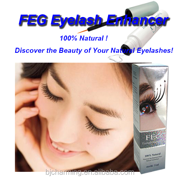 No.1 eyelash enhancer big market potential products 3ml FEG eyelash growth serum , FEG eyelash enhancer
