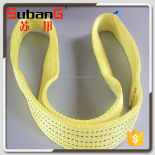 Safety Factor 5:1 Endless Lifting Rigging Belt Sling