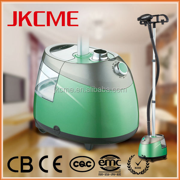 alibaba new style good quality 100V-120V colorful handheld garment steamer washer dryer steam
