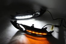 Daytime running lights For Nissan sylphy ,Wholesales price!!!super good quality!!!