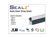 Fire and Acoustic Auto Door Drop Seal