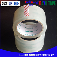 Acrylic Adhesive and Carton Sealing Use custom printed single sided bopp packing tape