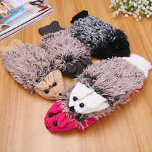 N321 ladies girls keep warm wholesale cute winter gloves /cheap knit winter gloves