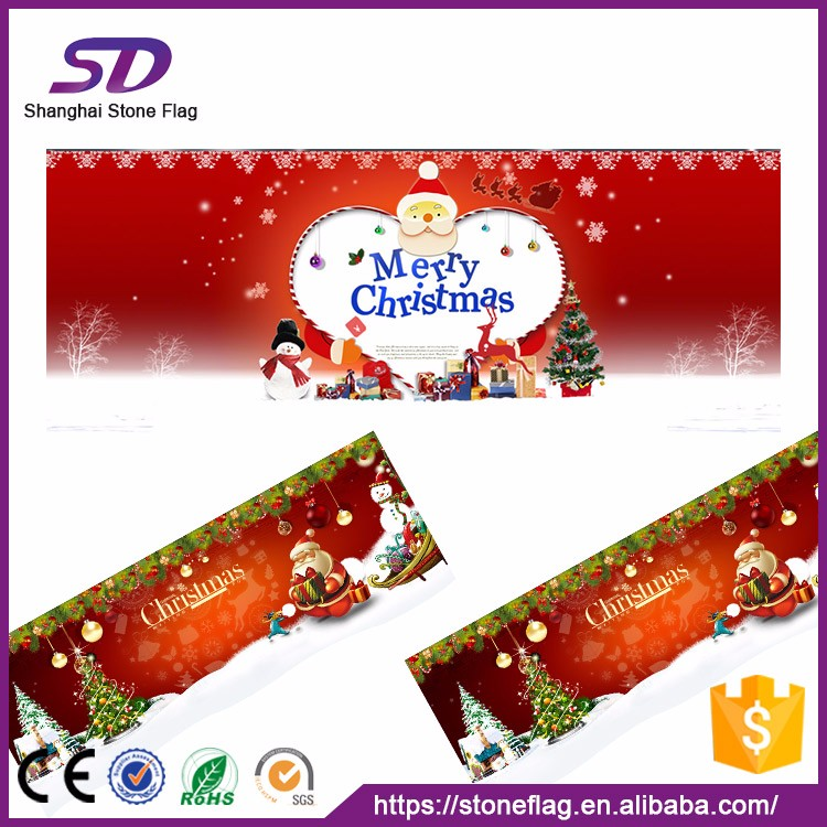 100% Hot Sale Customized Advertising Banner