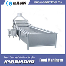 Large Output Industrial Carrot Cleaning Machine