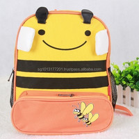 Zoo Character Backpack,Children School Bag