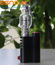Jurassic S1 dry herb vaporizer Fast delivery mini electric hookah prices with low price