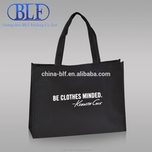 cheap customized non woven shopping carry bags