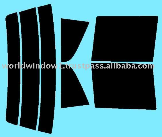 TOYOTA COMFORT S1# Pre-cut auto car window film