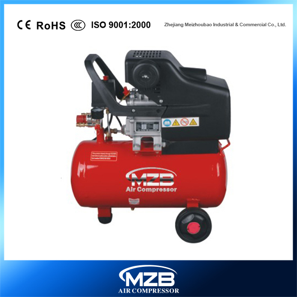 portable air compressor with full cover protector