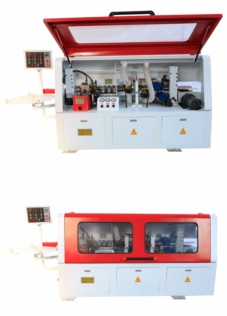Factory price automatic wood edge banding machine price