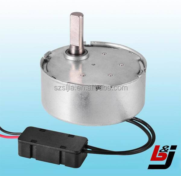 12v dc 1 rpm synchronous motors