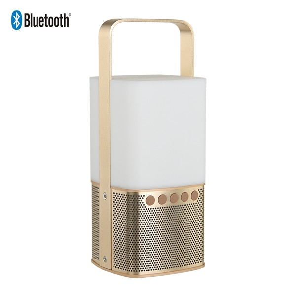 Professional speaker factory portable bluetooth speaker with colorful light