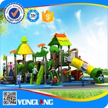 Children and kids outdoor fun brain playground tunnel slide for sale
