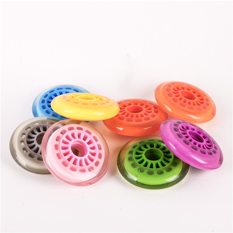 Inline speed skate wheel 80mm, roller skate wheel, inline wheel