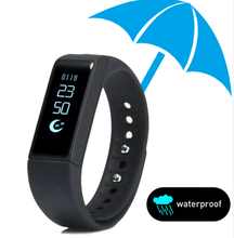 Original Health sport Tracker i5 Plus Smart Bracelet USB Charging Wristband Watch i5 Plus Waterproof Smart Band