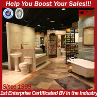 2014 retail wooden furniture tile showroom display for sale