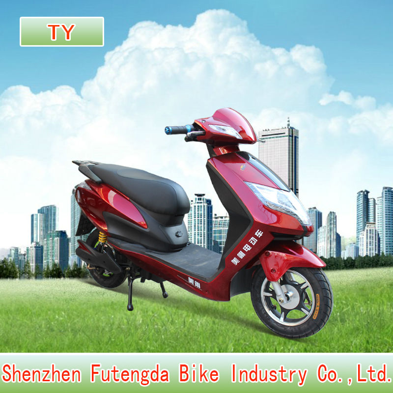 2013 new chopper hydraulic fork electric motorcycl with 800 w brushless hub motor. that carry two riders
