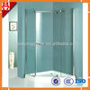 Tempered Glass Shower with ISO BV CE Tempered Shower Glass