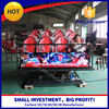 Go Karts Electric/Hydraulic System Multiplayers Mobile 5d 7d 12d Cinema