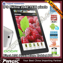 China Onda V972 tablet pc android factory manufacturing companies