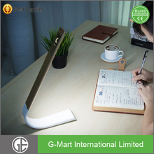 USB Rechargeable Touch Switch Design Study Table Lamp