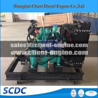 Hot sale fire pump engine