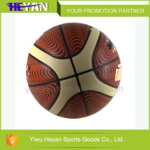 Most popular light material school basketball sport ball
