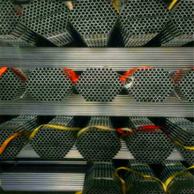 4.5m-12m length ! scaffolding gi galvanized steel tube pipe supporting pipes