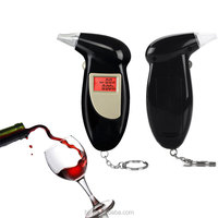 Wholesaler cheap price alcohol tester breathalyzer analyzer detector Alcohol Breath Tester