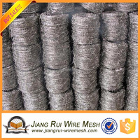 Alibaba China High Quality Factory Supply cheap barbed wire price making