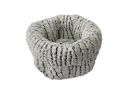 1163-04 2016 high quality new arrival latest snake pattern design dog pet bed