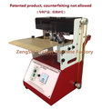 Snakeskin Pattern Genuine leather bag making machine